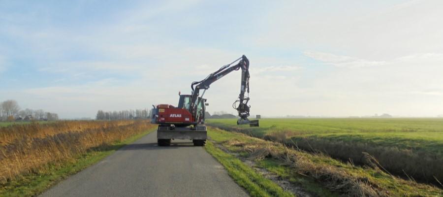 Hekkelen Drijfhout